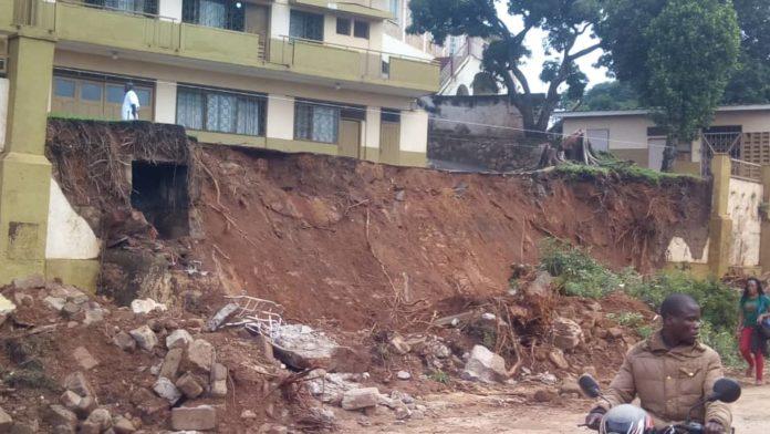 How I survived Lohana perimeter wall - Peter Kasirye narrates