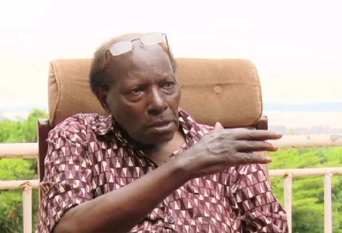 Justice Kanyeihamba demands apology from Police over defamatory statements