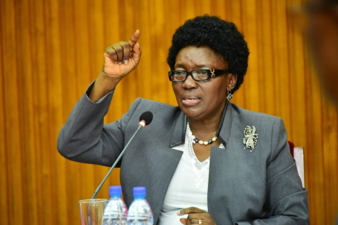 Kadaga appoints 8 to Investigate Sexual Harassment at Parliament