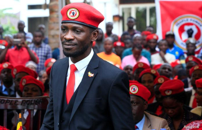 Bobi Wine for President People Power