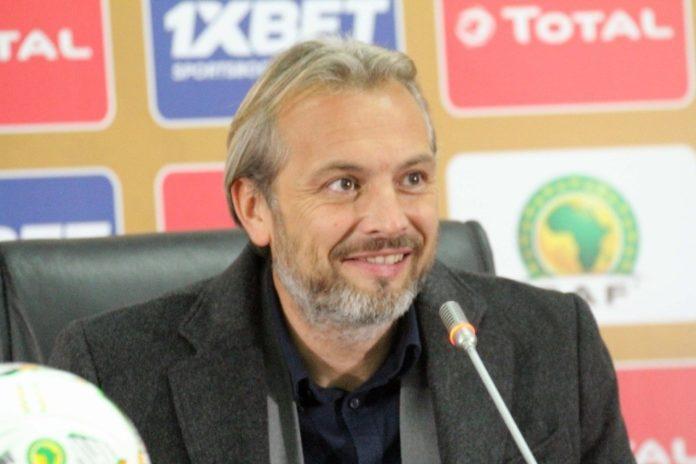 Desabre Cranes coach at AFCON
