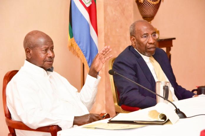President Museveni speaks out on UTL scandal ''We shall revamp UTL''