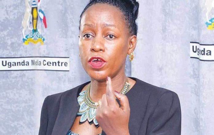 minister Florence Nakiwala Kiyingi