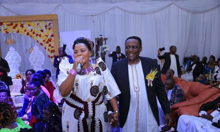 Judith Babirye second marriage with ssebulime