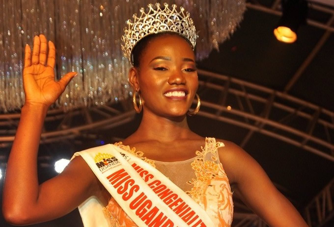 Who is Oliver Nakakande, Miss Uganda