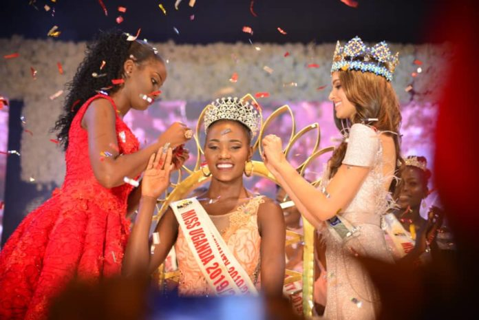 Who is Oliver Nakakande, Miss Uganda 2019?