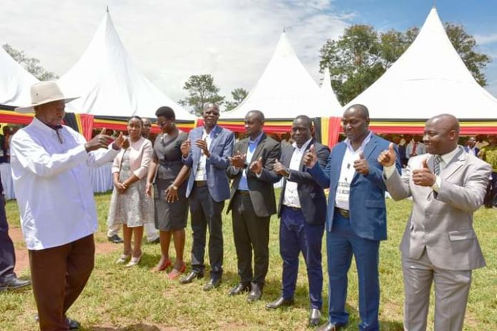 President Museveni advises youths
