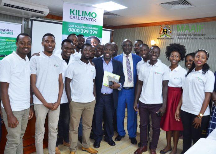 Government launches Kilimo Call Centre
