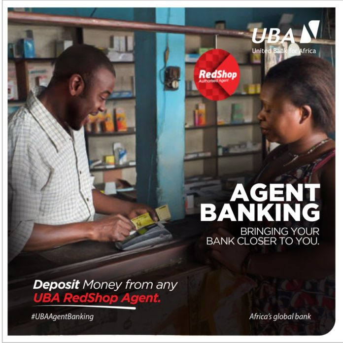 UBA introduces Red Shop Agent Banking
