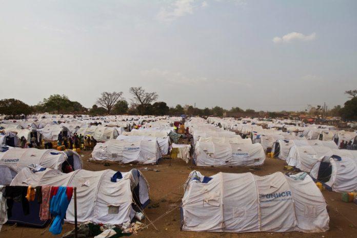 Uganda tightens security refugee camps
