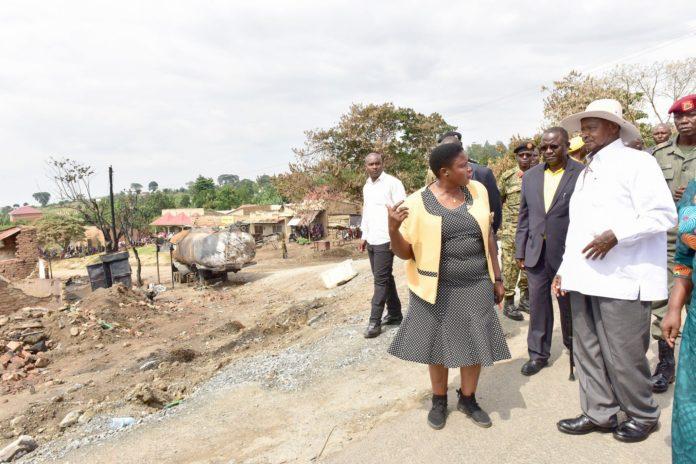 Uganda to compensate Rubirizi fuel tanker Victims
