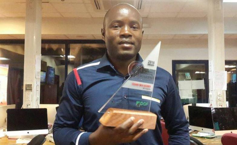 Who is Frank Walusimbi