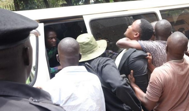 Andrew Felix Kaweesi murder suspects