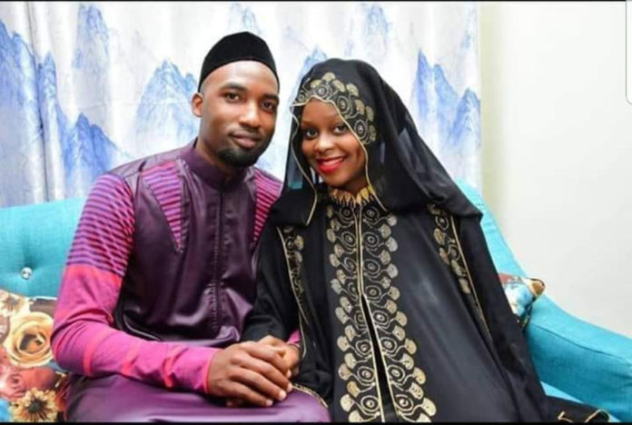 Sue Dr Hamza Sebunya. Meet Rema's new man identified as Hamza Sebunya